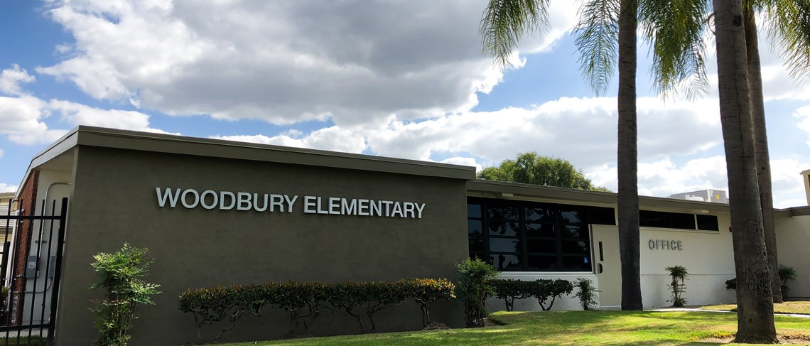 Welcome to Woodbury Elementary!